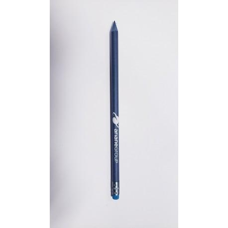 Recycled denim pencil