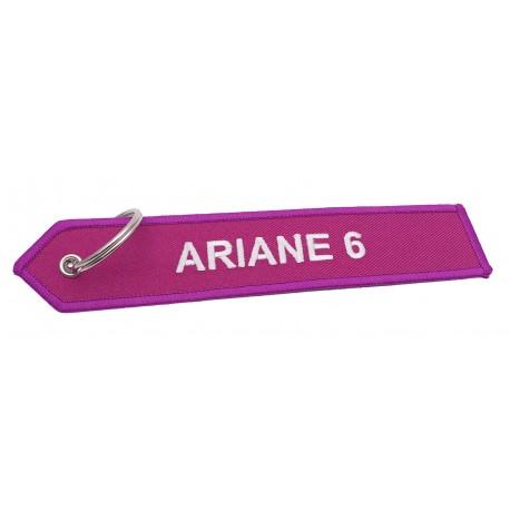 FLAME KEYRING ARIANE 6