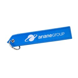 FLAME KEYRING ARIANE GROUP